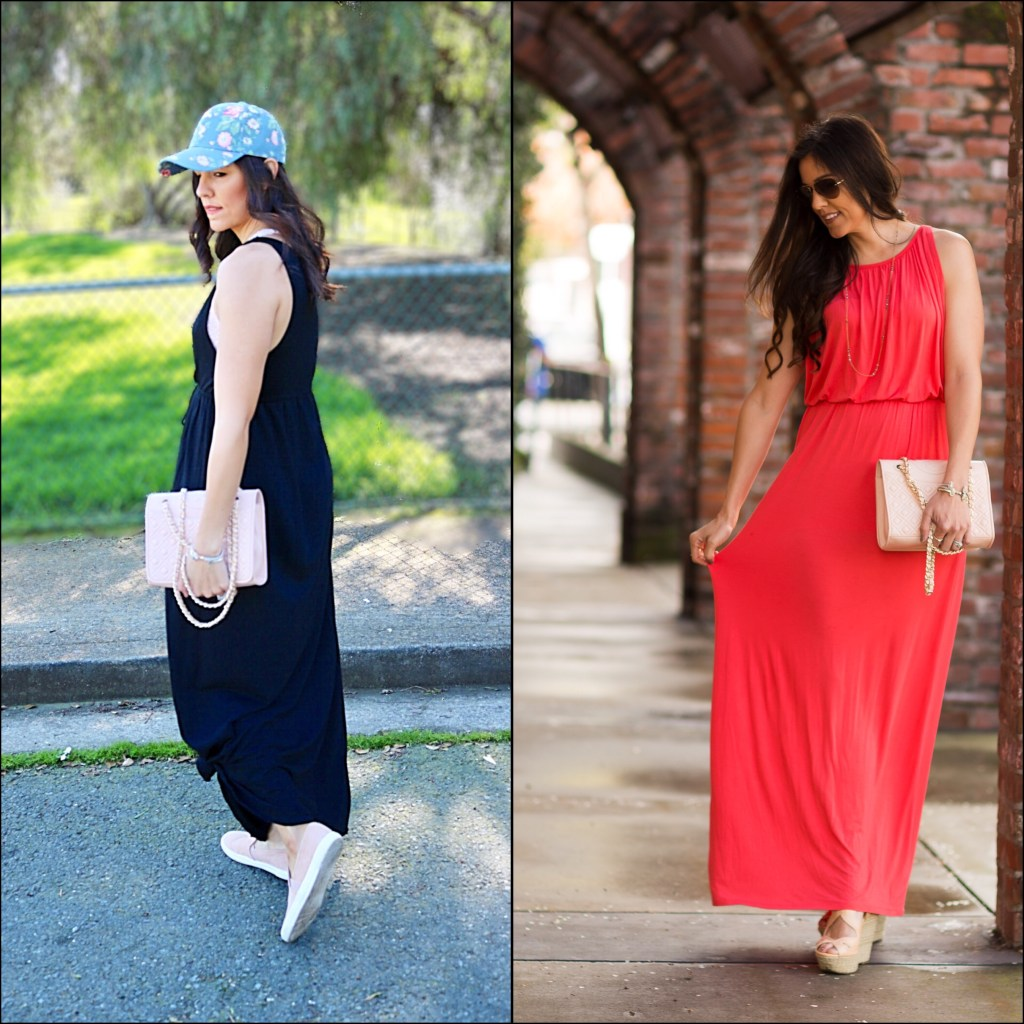 16 Maxi Dresses for Spring and Summer, styling for spring, styling for summer, spring fashion, summer fashion, The Flexman Flat