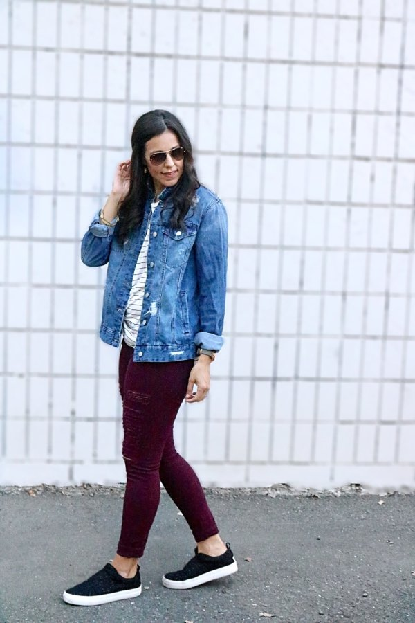 How to get a sporty casual look