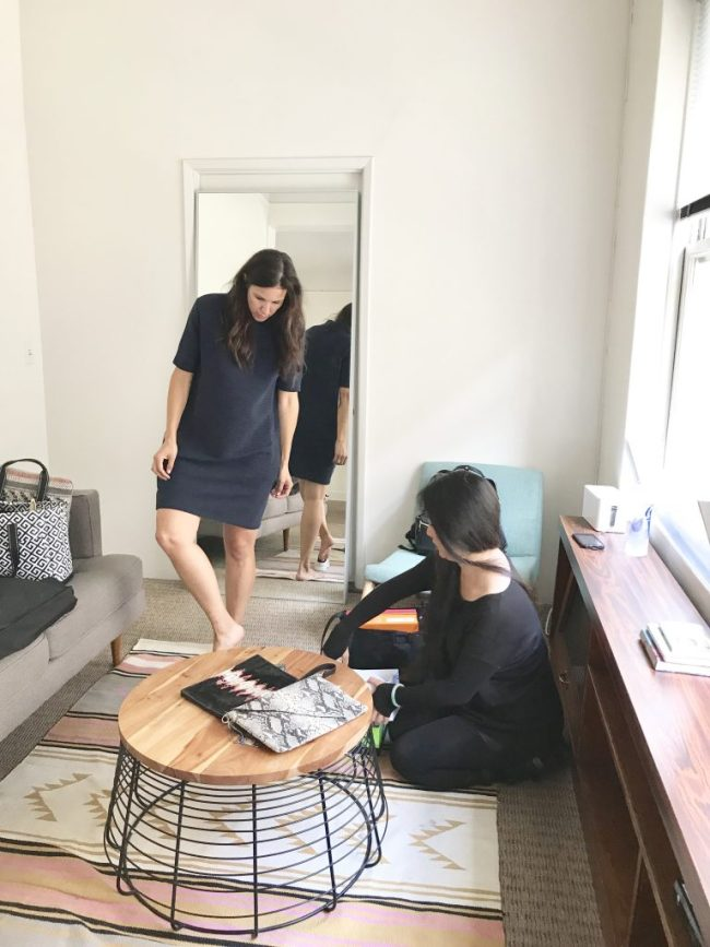 Shopping Experience At Home with Boon + Gable