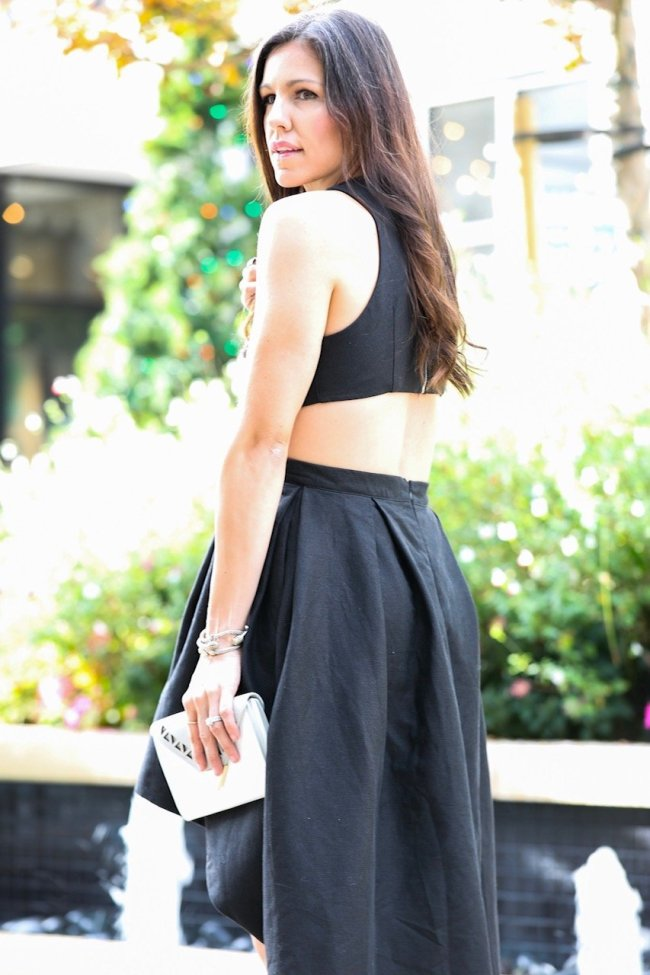 Black dress NYE