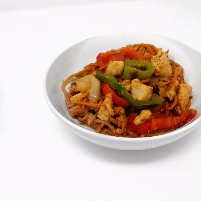Healthy Recipe_Sweet Potato Stir Fry_