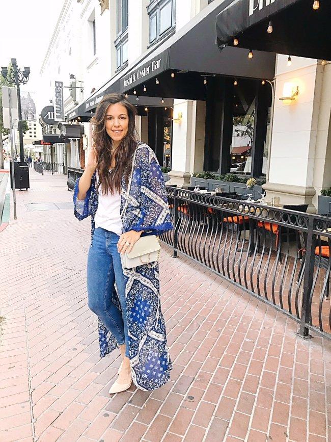 Kimono Outfit Ideas