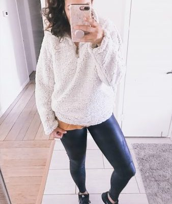 Layering Up And Feeling  Cozy For Fall