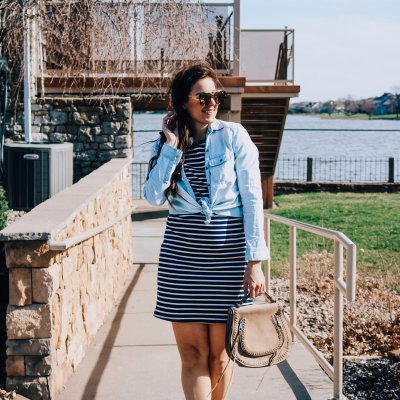How To Style A T-Shirt Dress 6 Ways