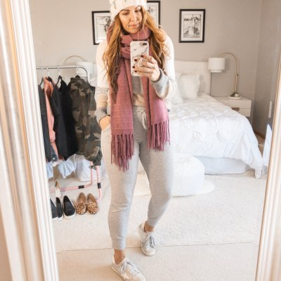 What To Wear Wednesday: 11 Outfit Ideas For Joggers