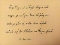 Die Englische Schreibschrift  Kalligraphie-Blog