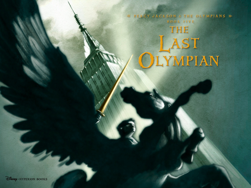 Ir Profilepercy Jackson And The Olympians The Last