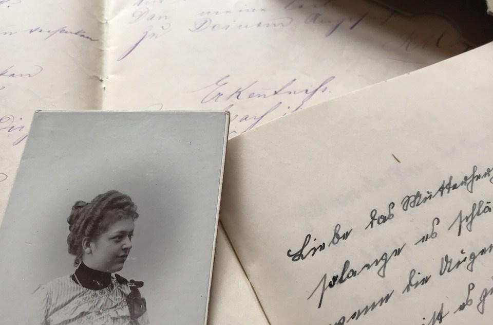 Alte deutsche Schreibschriften