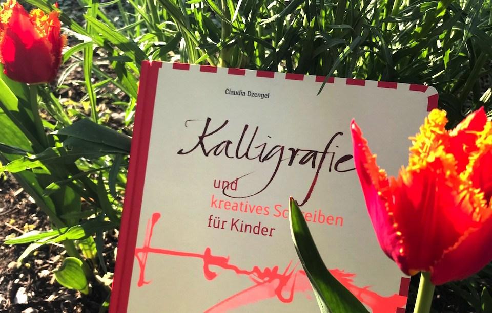 Buchbesprechung – Kalligrafie und kreatives Schreiben für Kinder