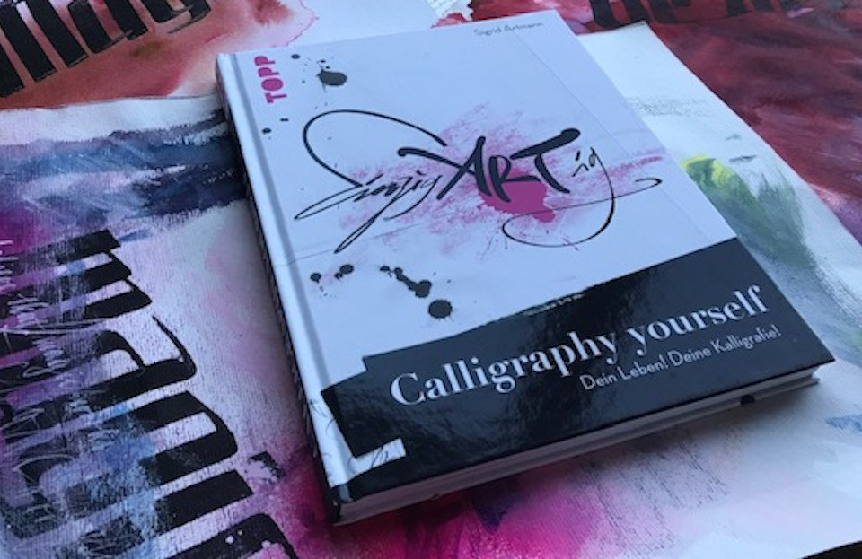 Buchbesprechung :: Calligraphy yourself