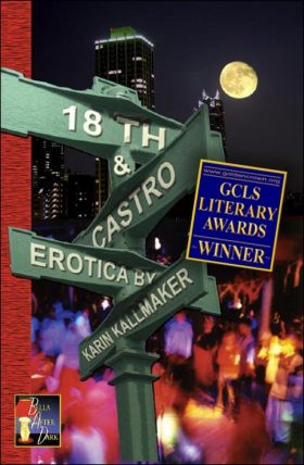 book cover 18th and castro lesbian erotica san francisco halloween