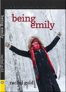 Cover, Being Emily by Rachel Gold