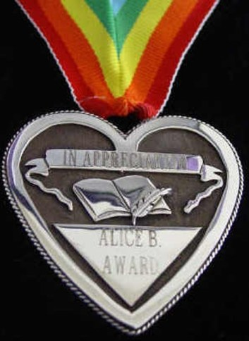 Alice B Medal