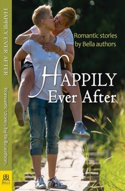 anthology cover happily ever after two women