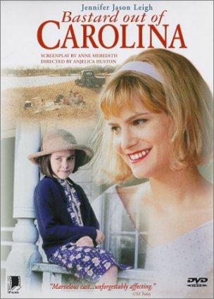 DVD cover Bastard Out of Carolina by Dorothy Allison