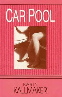 book cover car pool kallmaker lesbian bay area
