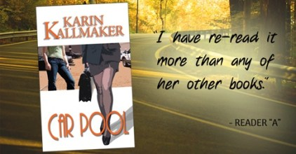cover car pool read it more than any of her other books