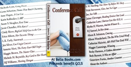 Conference Call anthology with contributors