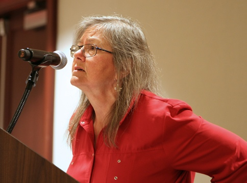 photo Dorothy Allison GCLSCON 2015 by Watty Boss