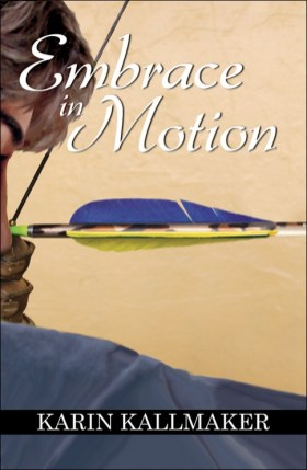 cover embrace in motion lesbian archer