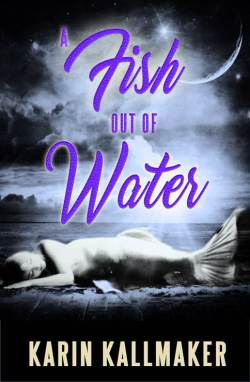 book cover fish out of water by Karin Kallmaker