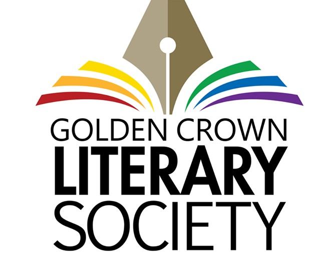 Golden Crown Literary Society logo