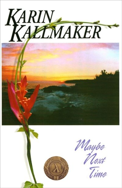 book cover maybe next time hawaii lesbian fiction
