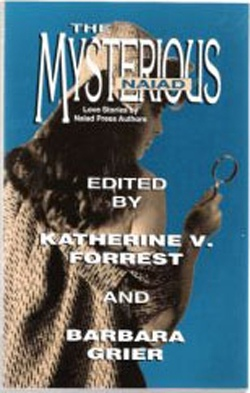 book cover mysterious naiad