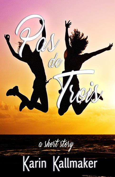 book cover Pas de Trois lesbian short story
