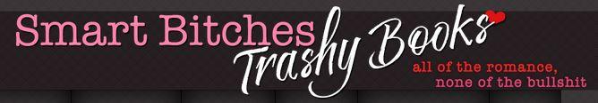 Smart Bitches Trashy Books logo