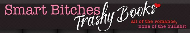 Smart Bitches Trashy Books site logo