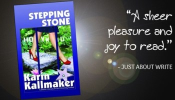 cover Stepping Stone joy to read