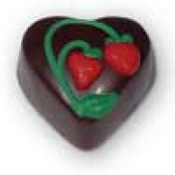 Moonstruck Strawberry Heart