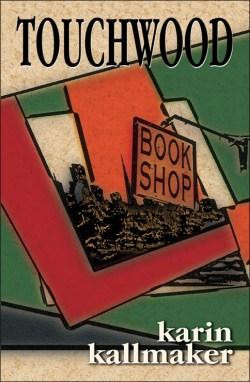 book cover touchwood romance oakland bookshop