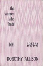 cover The Women Who Hate Me by Dorothy Allison
