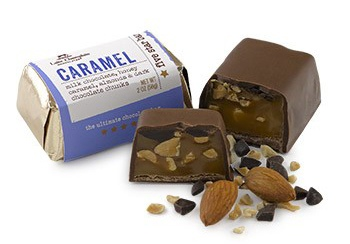 Lake Champlain Caramel Five Star Bar