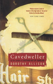 Abacus cover Cavedweller by Dorothy Allison