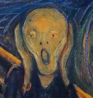 Edvard Munch The Scream