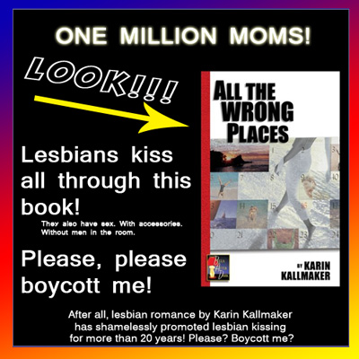 Meme One Million Moms Boycott