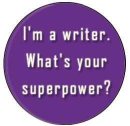 KK meme I'm a writer. What's your superpower?