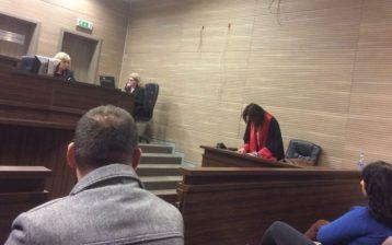 Gjykimi ndaj Enevr Sekiraqes nen akuzat per nxitje ne rastin e vrasjes e policit Triumf Riza - 23.01.2019
