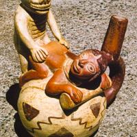 Hauta-antimena erotiikkaa? Muinaisen Perun seksiä kuvaavat astiat