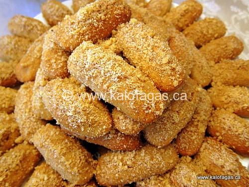 Melomakarona Melomakarona Kalofagas Greek Food Beyond