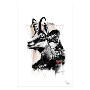 """""""Rupicapra Rupicapra"""" – HelvEdition by Ka L-O-K"""
