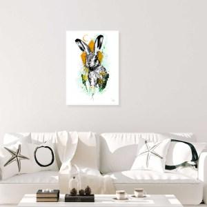 Shop HelvEdition Lepus Europaeus by Ka L-O-K | Graphic Arts