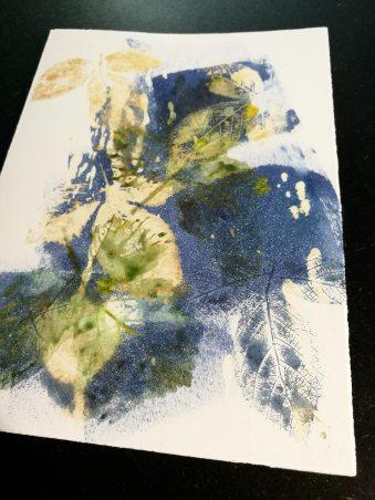 Carte Double | Folia Mystica