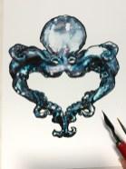 Octopus by Ka L-O-K | Graphic Arts