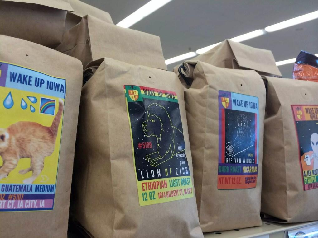 Wake Up Iowa Coffee- Iowa City, IA