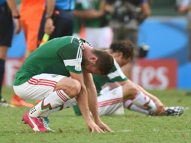 Sí, México es malo en fútbol.