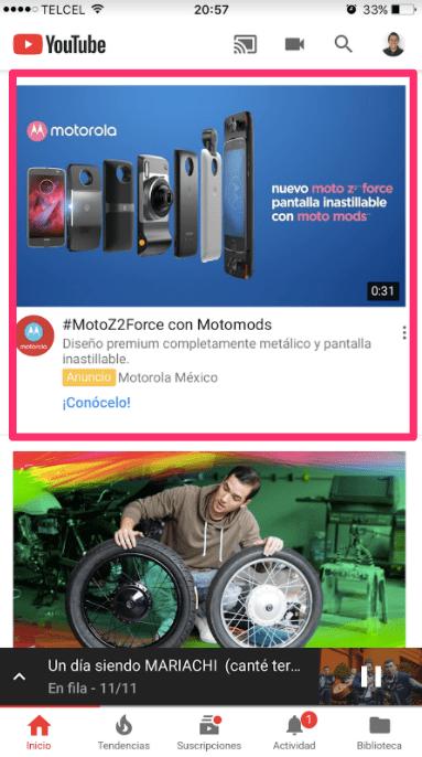 quitar-publicidad-youtube-movil
